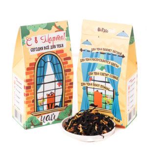 подарочный чай с 8 марта