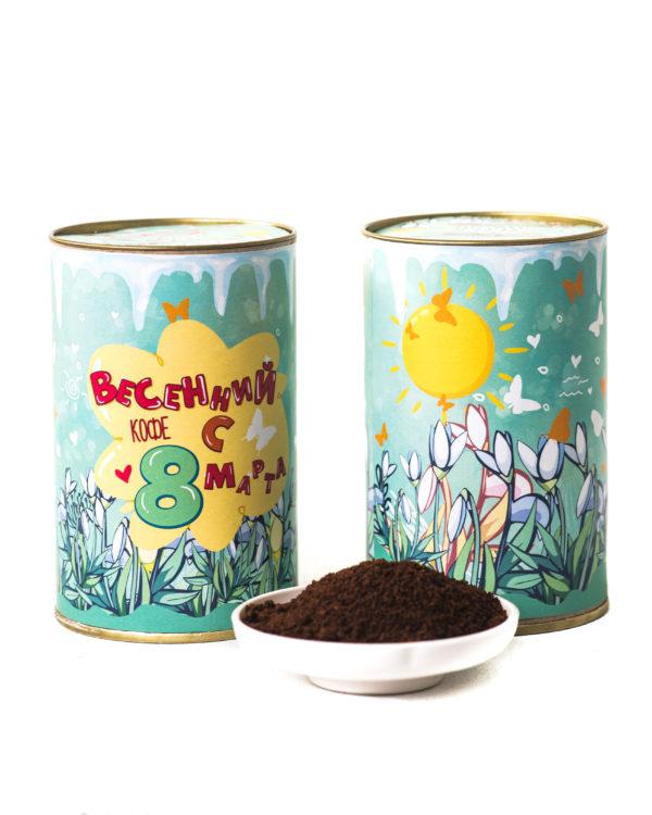 Кофе с 8 марта