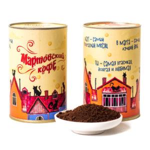 Мартовский кофе
